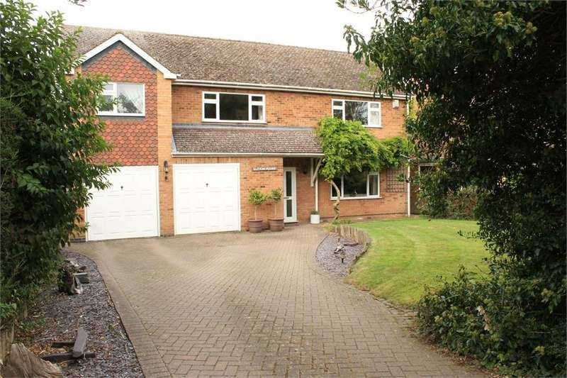 4 Bedrooms Detached House for sale in Main Street, Cotesbach, Leicestershire