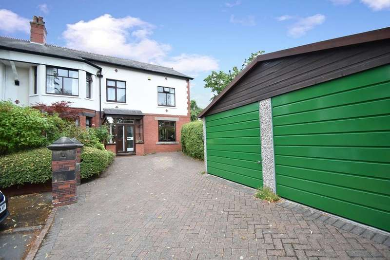 6 Bedrooms Semi Detached House for sale in Elm Grove, Prestwich, Manchester, M25