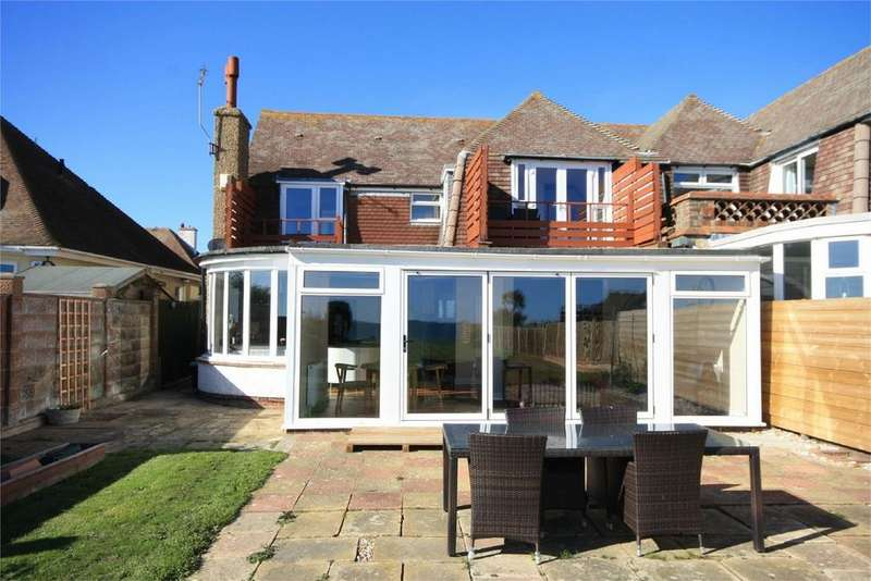 4 Bedrooms Semi Detached House for sale in Hartfield Road, Cooden, Bexhill on Sea