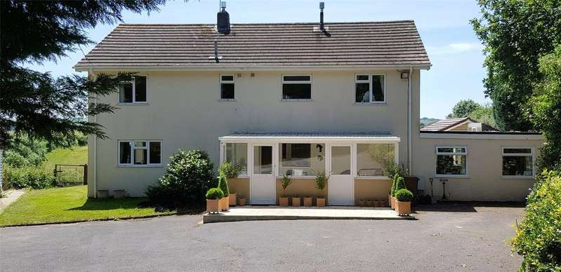 5 Bedrooms Detached House for sale in Harberton, Totnes, TQ9
