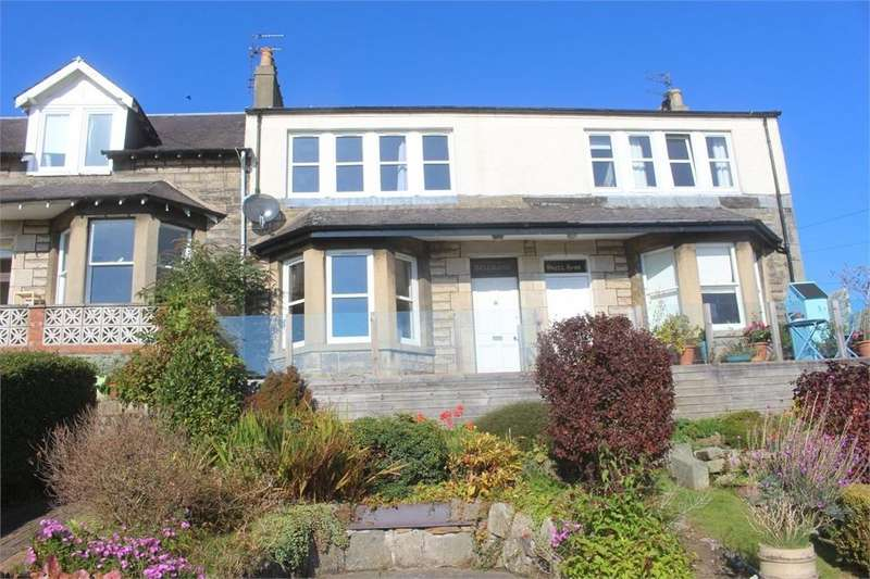 3 Bedrooms Terraced House for sale in The Glebe, ABERDOUR, Fife