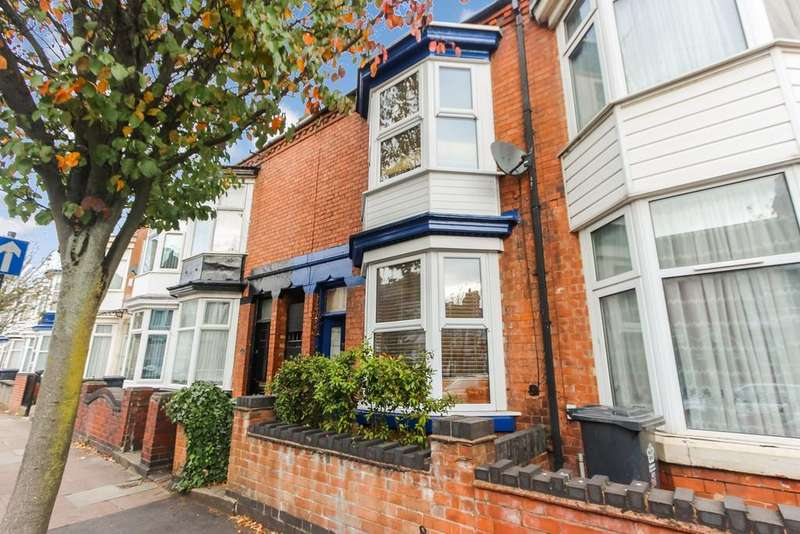 2 Bedrooms Terraced House for sale in Paton Street, Leicester, LE3