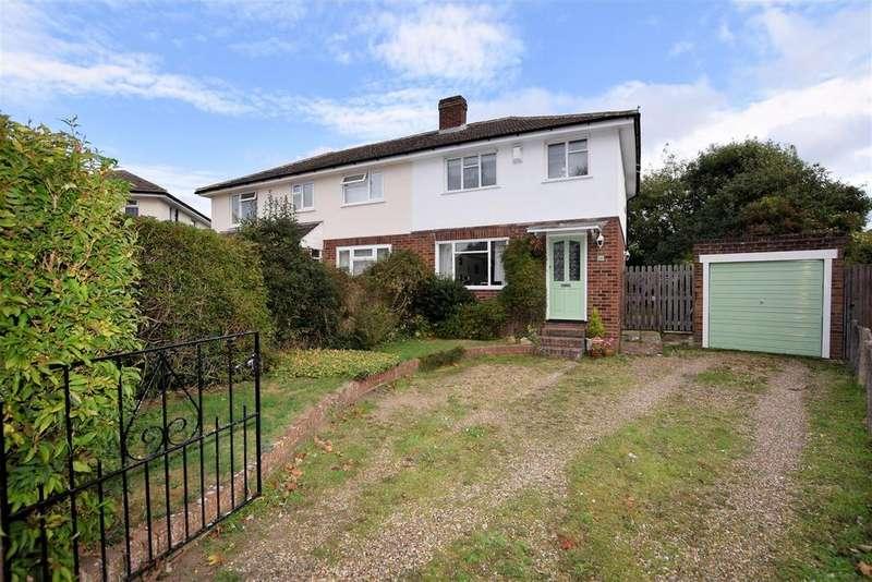 3 Bedrooms Semi Detached House for sale in Fairway Avenue, Tilehurst, Reading