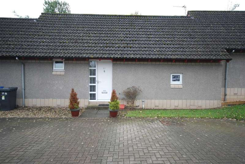 1 Bedroom Bungalow for sale in Muirfield Place,, Kilwinning
