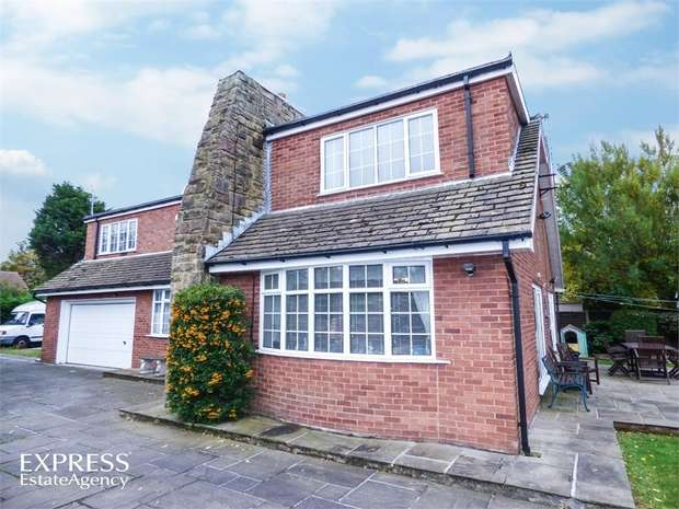 4 Bedrooms Detached House for sale in Woodland Avenue, Thornton-Cleveleys, Lancashire