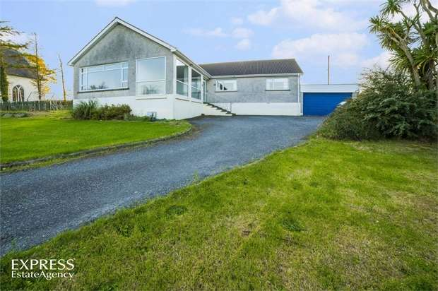 5 Bedrooms Detached Bungalow for sale in Abbey Road, Millisle, Newtownards, County Down