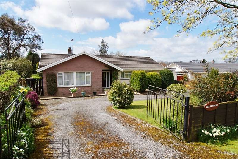 3 Bedrooms Detached Bungalow for sale in CA8 2LN Low Row, Low Row, Brampton, Cumbria