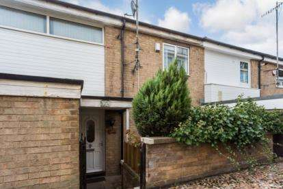 3 Bedrooms Maisonette Flat for sale in Grindlow Close, Sheffield, South Yorkshire