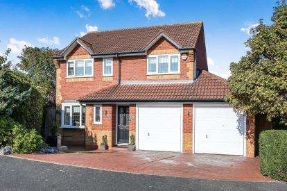 4 Bedrooms Detached House for sale in Wolverton Road, Marston Green, Birmingham, .