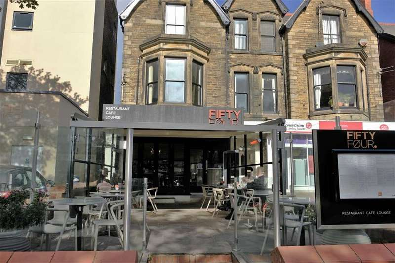 Property for sale in Wood Street, St Annes, Lancashire