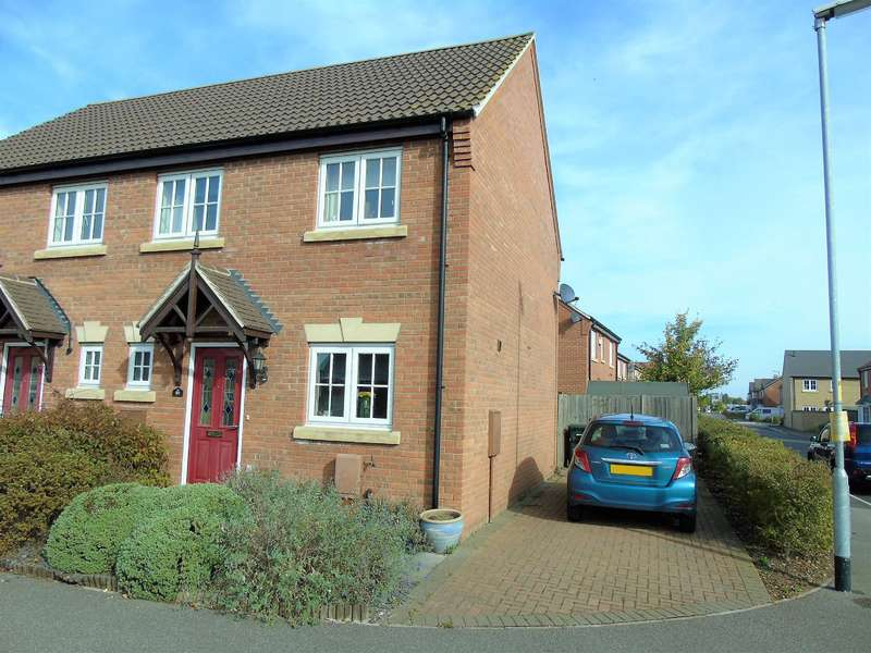 3 Bedrooms Semi Detached House for sale in , Kings Manor, Coningsby