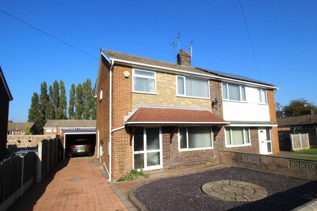 3 Bedrooms Semi Detached House for sale in South Street, Normanton, West Yorkshire, WF6 1EE