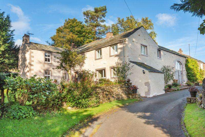 5 Bedrooms Detached House for sale in Tongue House, Watermillock, Penrith