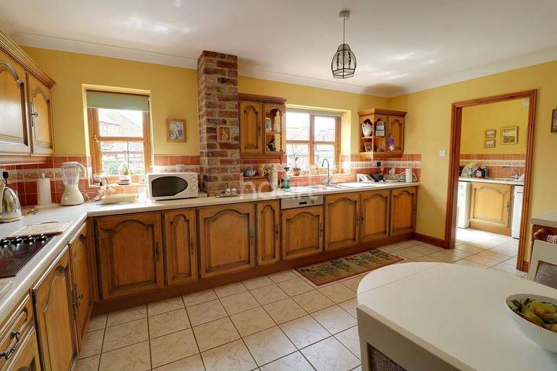 5 Bedrooms Detached House for sale in Kings Hill, Caythorpe