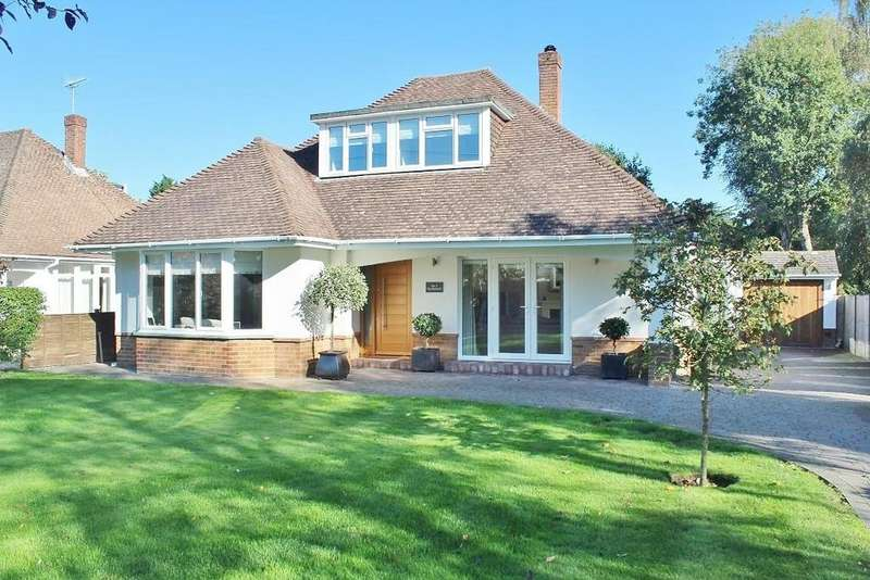 4 Bedrooms Detached Bungalow for sale in Inhams Lane, Denmead
