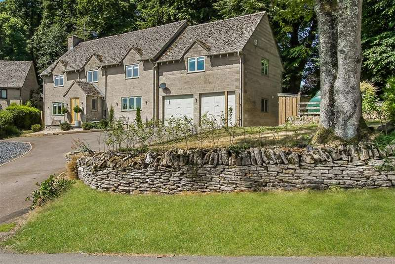 5 Bedrooms Detached House for sale in Elkstone, Cheltenham