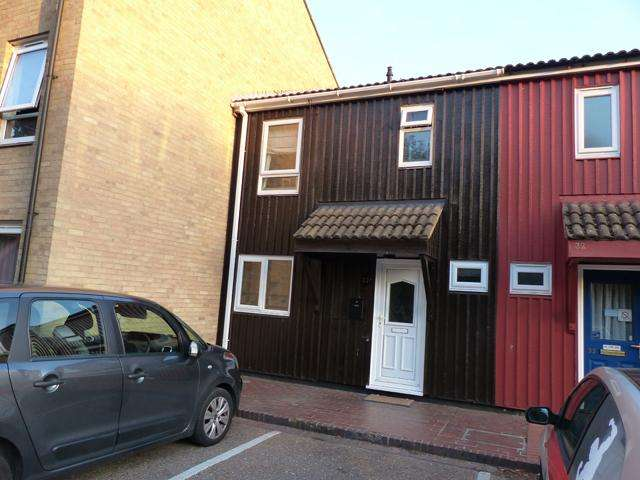 3 Bedrooms Terraced House for sale in Mandeville, Peterborough PE2