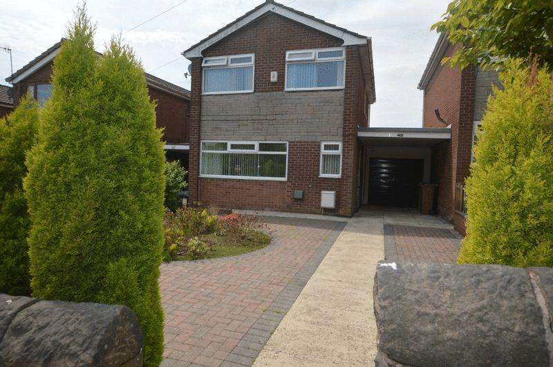 3 Bedrooms Detached House for sale in South View Terrace, Rochdale