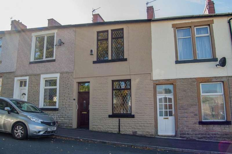 3 Bedrooms Terraced House for sale in Bristol Street, Burnley