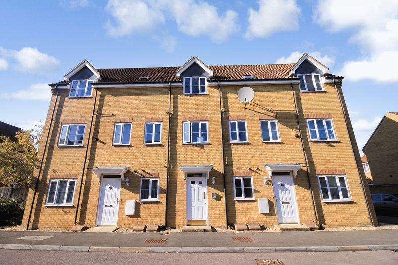 1 Bedroom Apartment Flat for sale in Peppercorn Way, Dunstable