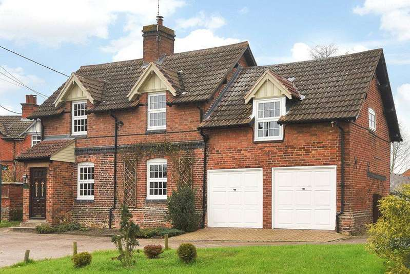 3 Bedrooms Detached House for sale in The Square, Newton Harcourt, Leicestershire
