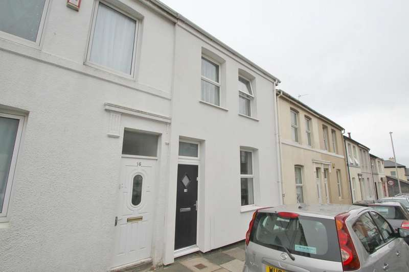 2 Bedrooms Terraced House for sale in Corporation Road, Plymouth