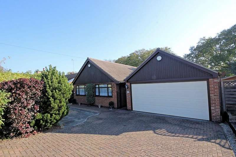 3 Bedrooms Detached Bungalow for sale in Twentylands Drive, East Leake