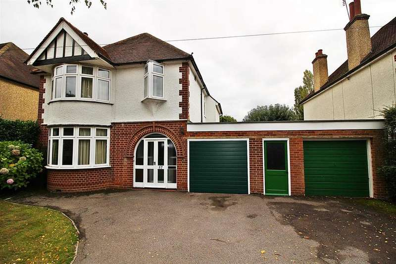 3 Bedrooms Detached House for sale in Watford Road, St. Albans