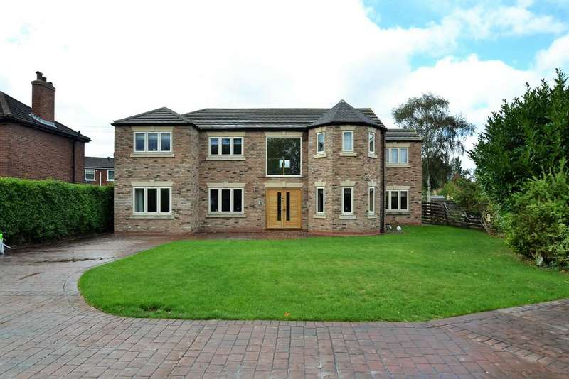 6 Bedrooms Detached House for sale in Thorold Place, Kirk Sandall, Doncaster