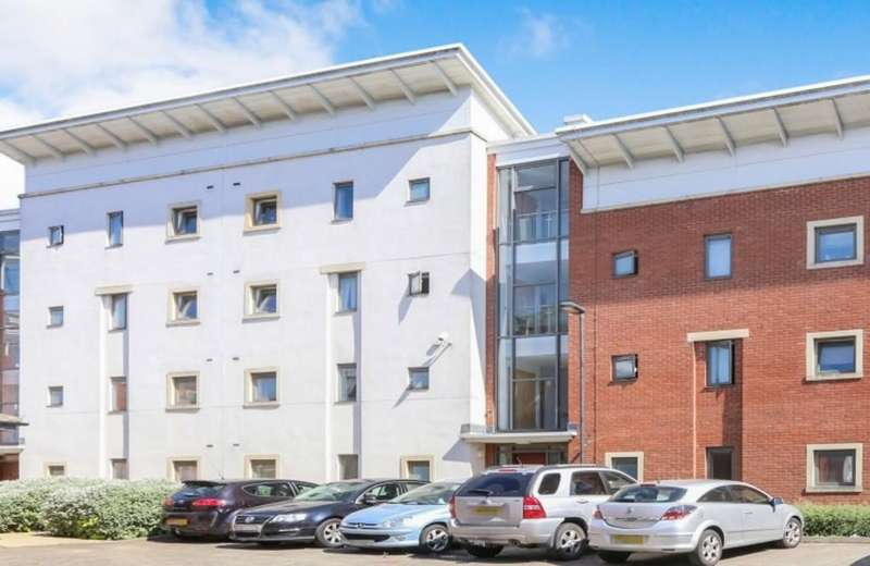 2 Bedrooms Apartment Flat for sale in Albion Street, City Centre