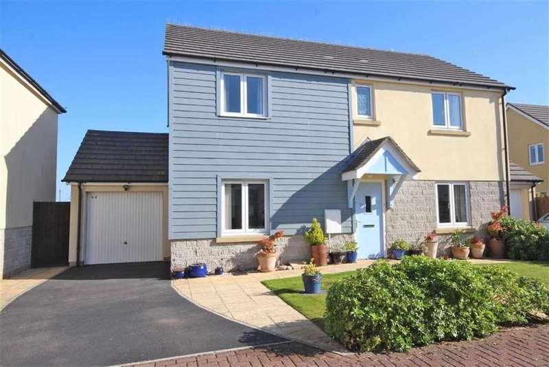 4 Bedrooms Link Detached House for sale in Pavilions Close, Furzeham, Brixham, TQ5