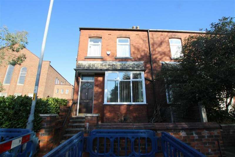 2 Bedrooms Terraced House for sale in Lonsdale Road, Heaton, Bolton
