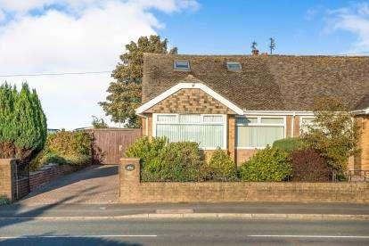 3 Bedrooms Bungalow for sale in Victoria Road, Ince Blundell, Liverpool, Merseyside, L38