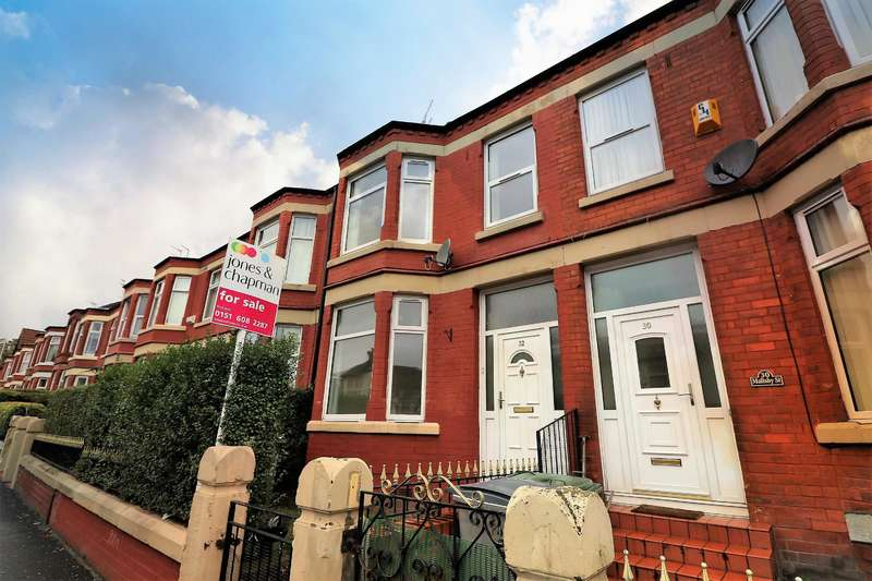 3 Bedrooms Terraced House for sale in Mallaby Street, Birkenhead, CH41 8DF
