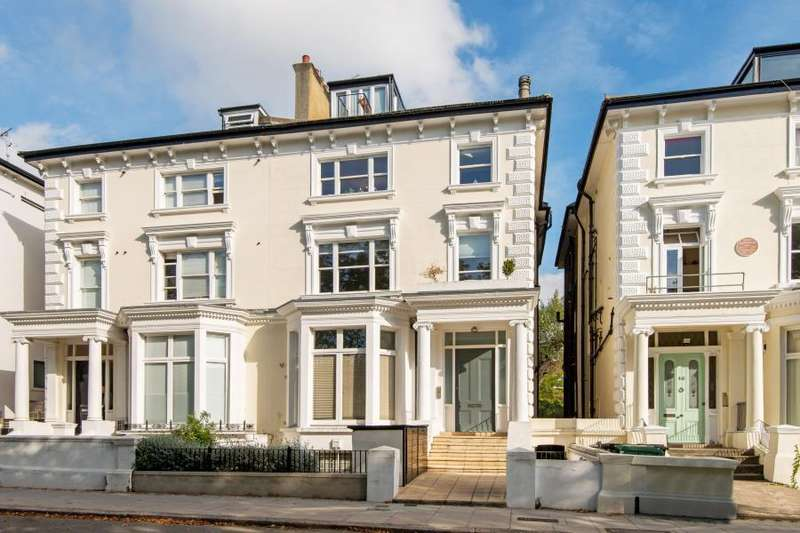 2 Bedrooms Flat for sale in BELSIZE SQUARE, LONDON NW3 4HN