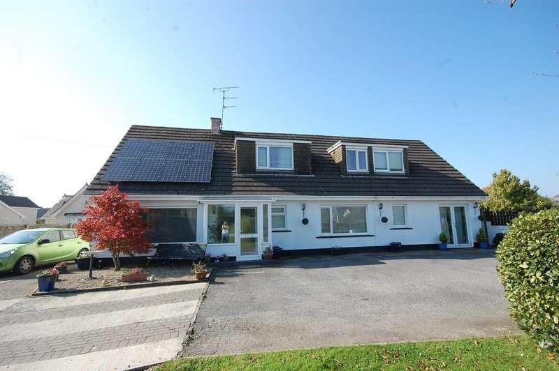 6 Bedrooms Detached Bungalow for sale in Wooden, Saundersfoot, Pembrokeshire