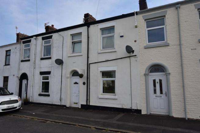 2 Bedrooms Terraced House for sale in SCHOOL STREET, LEYLAND PR25