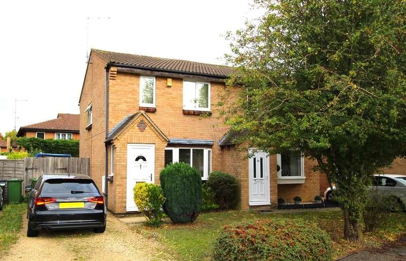 3 Bedrooms Semi Detached House for sale in Kinnears Walk, Peterborough, PE2