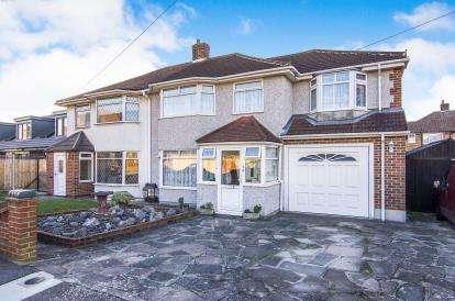 4 Bedrooms Semi Detached House for sale in Rainham
