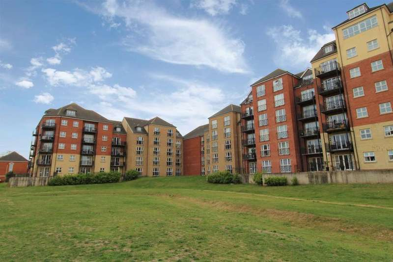 1 Bedroom Flat for sale in Wheelwright House, Palgrave Road, Bedford MK42