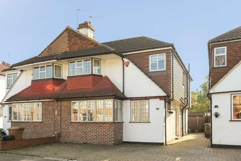 5 Bedrooms Semi Detached House for sale in Sidewood Road, New Eltham, SE9