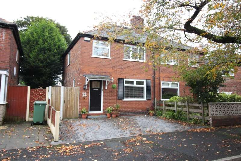 3 Bedrooms Semi Detached House for sale in Patterdale Drive, Bury, BL9