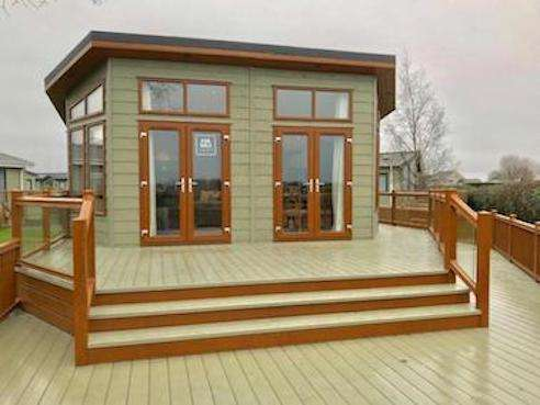 3 Bedrooms Lodge Character Property for sale in Lakesway Holiday Home Lodge Park, Kendal