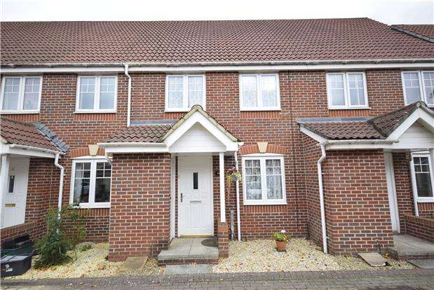 3 Bedrooms Terraced House for sale in Britton Gardens, Kingswood, BRISTOL, BS15 1TF