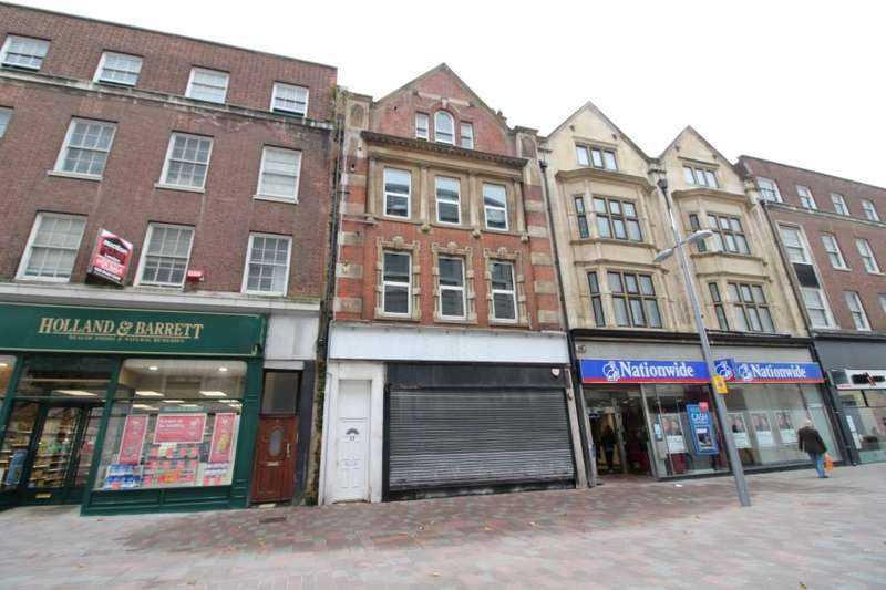 2 Bedrooms Flat for sale in Flat 3, 13-15 Jameson Street, Hull, East Yorkshire