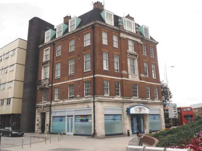 3 Bedrooms Flat for sale in 2 Ferensway House, 53 Prospect Street, Hull, East Yorkshire