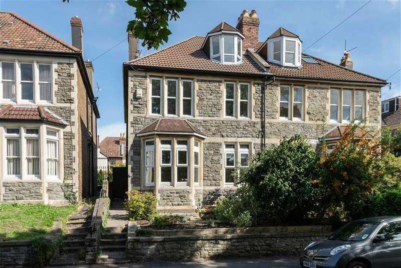 4 Bedrooms Semi Detached House for sale in Morley Square, Bishopston