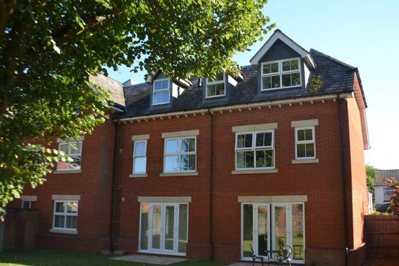 2 Bedrooms Flat for sale in Lime Tree Court Thatcham