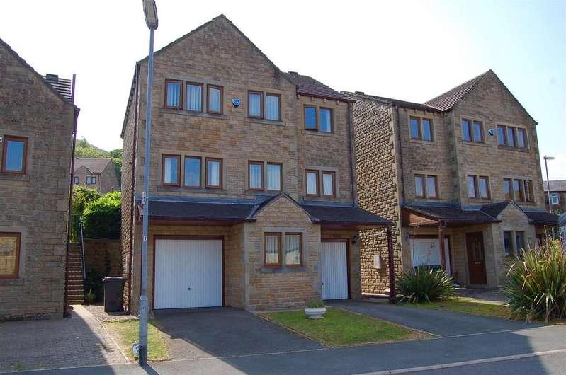 4 Bedrooms Detached House for sale in Deer Hill Drive, Marsden, HD7 6LF