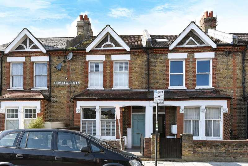 3 Bedrooms Terraced House for sale in Twilley Street, Earlsfield